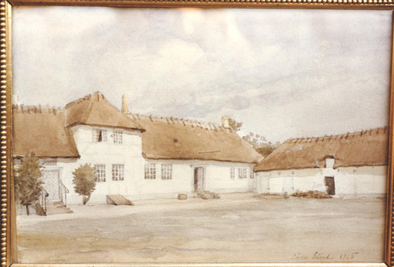 Præstegården 1915