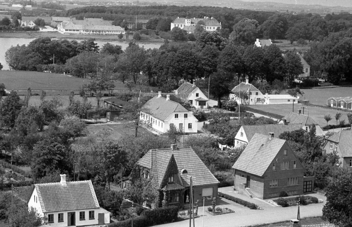 Luftfoto-1956 -2